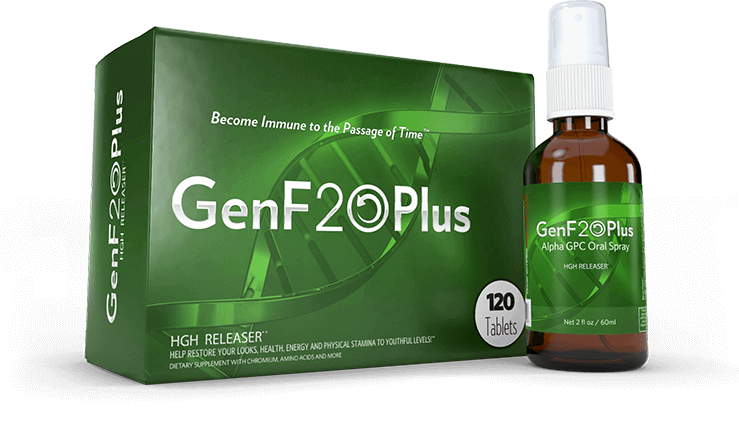 GenF20 Plus Review - Why I Chose GenF20 Over Other HGH Boosters?