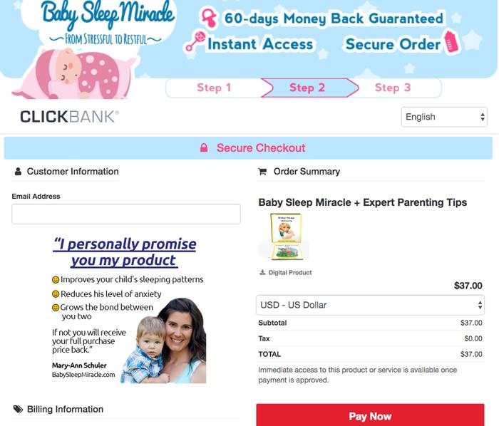 Buy Baby Sleep Miracle PDF