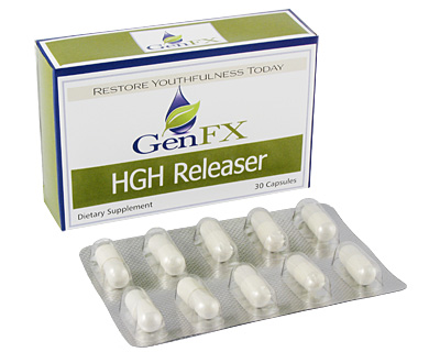 GenFX HGH Pills